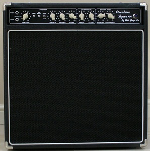Volt Amp Co Over-drive Super RR 1x12 Combo front black