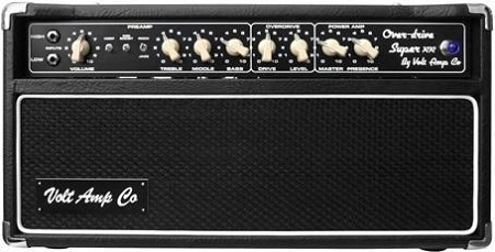 The Overdrive Super is the standard amplifier in the ODV range. This amplifier  has the same tone as the RR version, it does not have the built in buffered effects  loop or Reverb